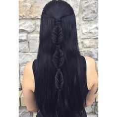 19 Fishtail Hairstyles for that hip look  Hairstyle Monkey Fishtail Hairstyles, Indian Hairstyles, Girl Hairstyles, Monkey, Long Hair Styles, Beauty, Women, Jumpsuit, Long Hairstyle