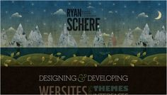 Ryan Scherf is an independent designer, developer and entrepreneur located in Minneapolis, MN. Minneapolis, Well Designed Websites, Entrepreneur, Pub Design, Website Themes, Website Designs, Watercolor Effects, Portfolio Website, Showcase Design