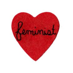 red aesthetic ❤ liked on Polyvore featuring fillers, text, accessories, patches, feminism, quotes, phrase and saying