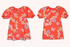 @sunuva spring 2014, Coral Garland kaftan. #sunuva #beachwear #springsummer2014 #SS14 #childrenwear #kidswear #kidsfashion #kidsfashiontrends #girls #boys