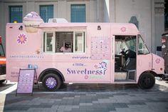 sweetness-bakery food truck
