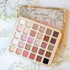 Palette ❤ too faced