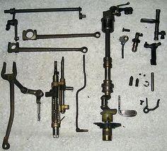 necchi bu sewing machine parts