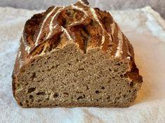 Bread Bun, Bread N Butter, Bread Baking, Banana Bread, Bakery, Food And Drink, Eat, Desserts, Recipes