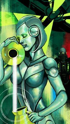 Temperance - Mass Effect Tarot http://fuckyeah-masseffect.tumblr.com/