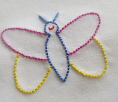 1000 Images About Easy Embroidery For Kids On Pinterest