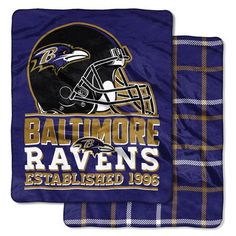 d5acb4fc911 The Northwest Company Raiders Heritage Silk Touch Throw