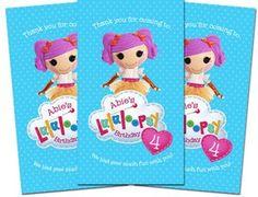 Lalaloopsy Party Supplies