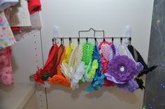 Our Special House: Girlish stuff organization