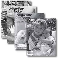 Midwifery Today: Midwifery Today 1-year Subscription (All other countries)