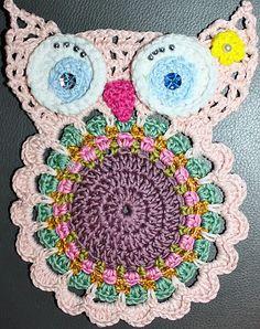 Ravelry: ASSA1's Owl Crochet