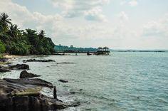 Czekolada z farszem: Singapur #2 Beach, Water, Outdoor, Singapore, Gripe Water, Outdoors, The Beach, Outdoor Games, Outdoor Living