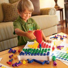Amazon.com: образовательные идеи дизайна и детализации деятельности Центр: игры и игрушки