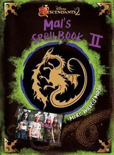 Mal's Spell Book 2: More Wicked Magic