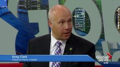 Greg Clark discusses how the Alberta Party is progressing