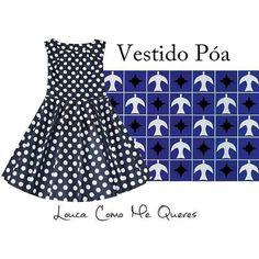 Vestido Poá - ❤ Página: Vestidos Tam : P, M e G ✅ R $ 149,00  Compre pela loja virtual ou whats www.loucacomomequeres.com.br 61 - 8264-6852  #LCMQ #loucacomomequeres #moda #fashion #uselouca #compreagora #brasiliadesigner #designer #streetstyle #style