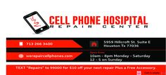 There iPhone cracked Screen Repair Houston are doing more or less extent more professional the one which re all responsible in the one which field above as well as beyond by the one which role Samsung Galaxy Repair Houston of the professional website iPad Repair Houston ranking perhaps be the case be one particular thing or fact changed over above as well as Apple Store Houston beyond done by virtue of which a systematic manner. http://www.werepaircellphones.com/