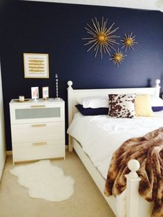 "Bethany's ""Boutique Bold"" Room — Room for Color Contest"