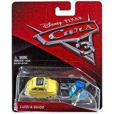 Disney Cars 3 Character Car Luigi & Guido