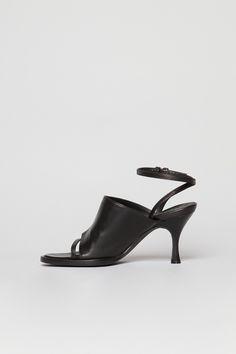 A.F. Vandevorst Sandal (Black)