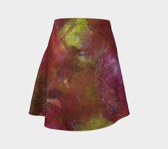 Essence, Sunrise - Flare Skirt