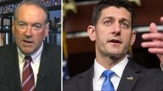Huckabee calls out 'squeamish' Republican leaders