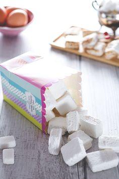 Prova la ricetta dei nostri deliziosi #marshmallow fatti in casa :) #Giallozafferano #recipe #ricetta #sweet