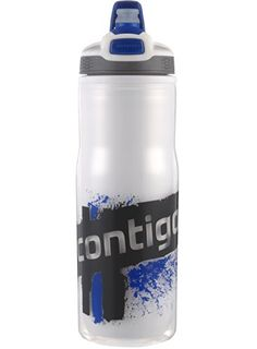 Contigo AUTOSPOUT Devon Double Wall Insulated Water Bottle 22Ounce Blue * Learn more by visiting the image link.Note:It is affiliate link to Amazon.