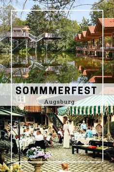 Top 20 Locations für Sommerfeste in Augsburg