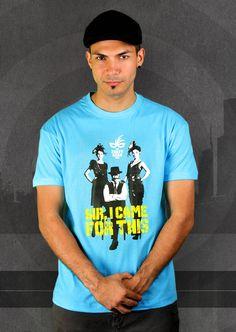 Sir, I Came For This T-Shirt von Kater Likoli, Mannheim, Deutschland | Design by Lukas Likoli $19.95