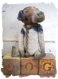 Vintage terrier