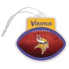 #NFL Minnesota #Vikings Air Freshener  Price : $5.99  #Car