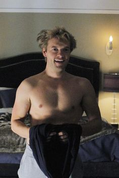 Pin for Later: The Best Shirtless Moments From TV This Year Mixology Ron (Adam Campbell) gets lucky on Mixology.