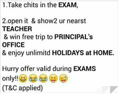 Going to give board exam And what tips u are given will make me Pagal Exams Funny, Funny School Jokes, Very Funny Jokes, Crazy Funny Memes, Really Funny Memes, School Humor, Funny Facts, Hilarious, Funny Qoutes