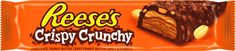 REESE'S   Product and Nutrition Information   Crispy Crunchy Bar