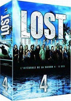Lost, les disparus : L intégrale saison 4 - DVD NEUF SERIE TV