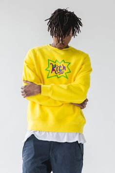 12bd5a63b89c3 Kith x Rugrats Lookbook Nickelodeon Cartoons