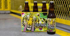 Elysian Brewing Company Debuts Dayglow IPA in 12 oz. Bottles