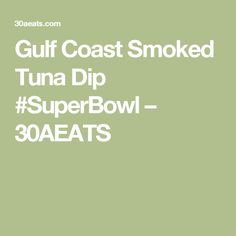 is a food & travel webzine, dedicated to sharing the culinary experiences of the Gulf Coast and southern coastal recipes with our readers. Pureed Food Recipes, Cooking Recipes, Healthy Recipes, Smoked Tuna Dip, Chef Training, A Food, Food And Drink, Tasty Videos, Appetizer Recipes