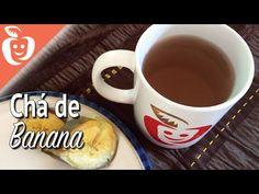 Chá de banana para emagrecer | Banana tea - YouTube