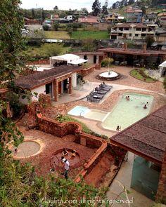 Piedra de Agua thermal pools and spa – Cuenca, Ecuador