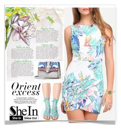"""4 SheIn"" by kiveric-damira ❤ liked on Polyvore featuring Nicole"