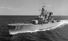 HMAS Swan DE50 Destroyer Escort