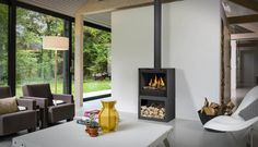 Barbas Bellfires London - Energy Efficient Fireplaces by Marble Hill Home Fireplace, Fireplace Design, Gas Fireplaces, Marble Hill, Traditional Fireplace, Gas Fires, Energy Efficiency, Home Living Room, Minimalism