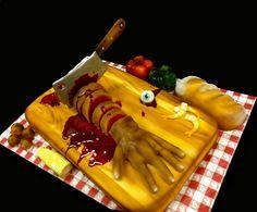 gore-met-cake | Flickr - Photo Sharing!