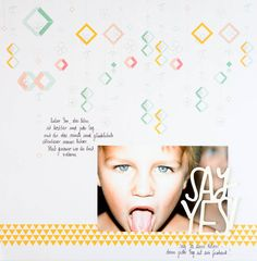 Say Yes by JuliaSchueler at @studio_calico