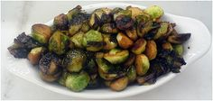 Vince Lombardi's Steakhouse Caramelized Brussels Sprouts