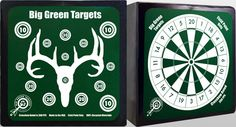 We offer the top bow hunting target made from recycled foam, including archery targets for broadhead archery practice and crossbow target practice.  We are a leader in recycled target archery supplies.