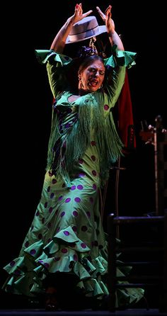 Flamenco Pastora Galván - Identidades