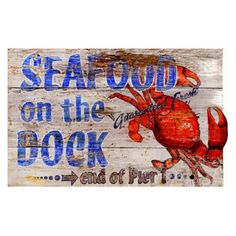 On The Dock Wall Art - PP-1164